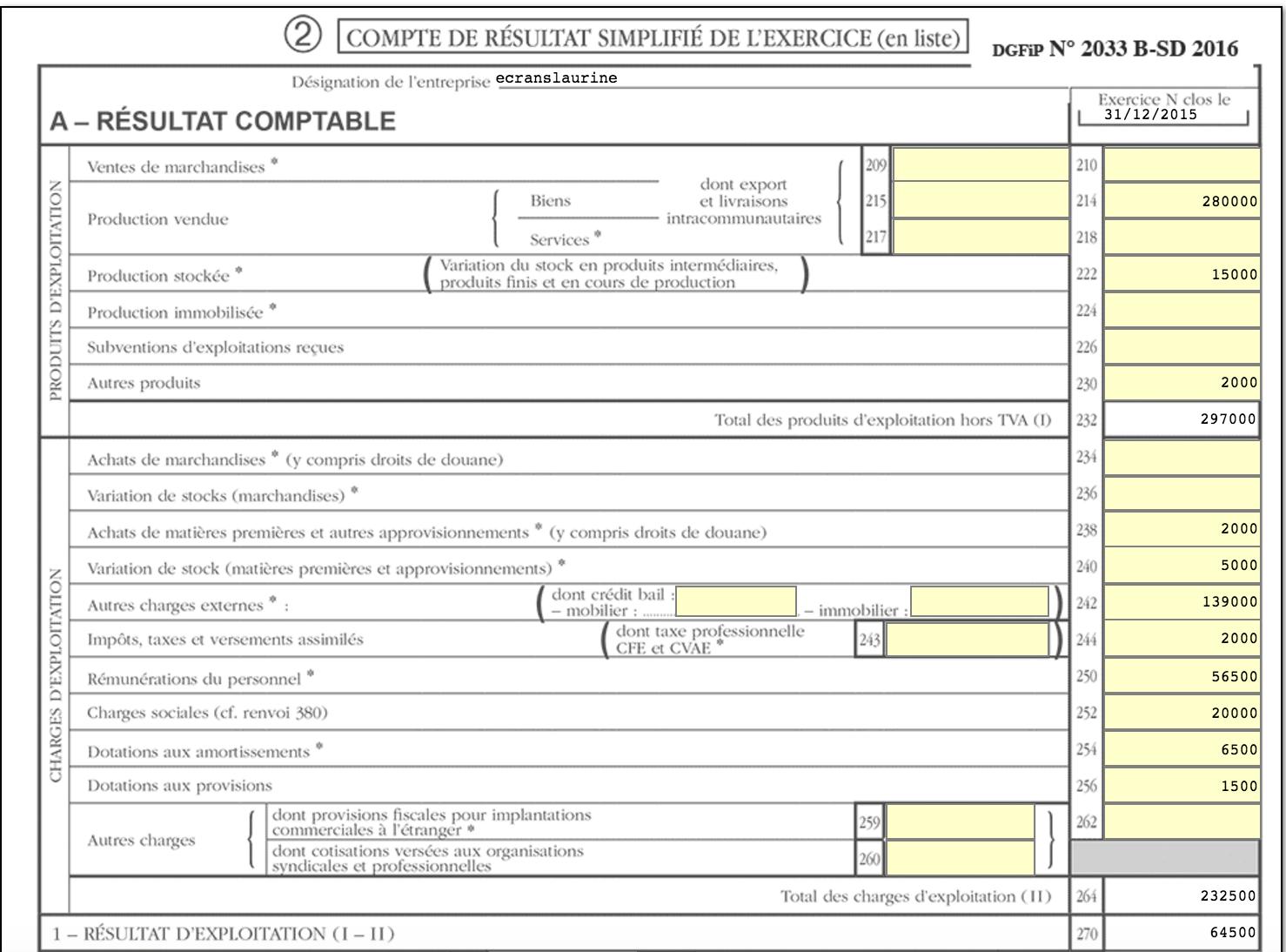 Guide Interactif Evaluation Et Enregistrement Des Stocks
